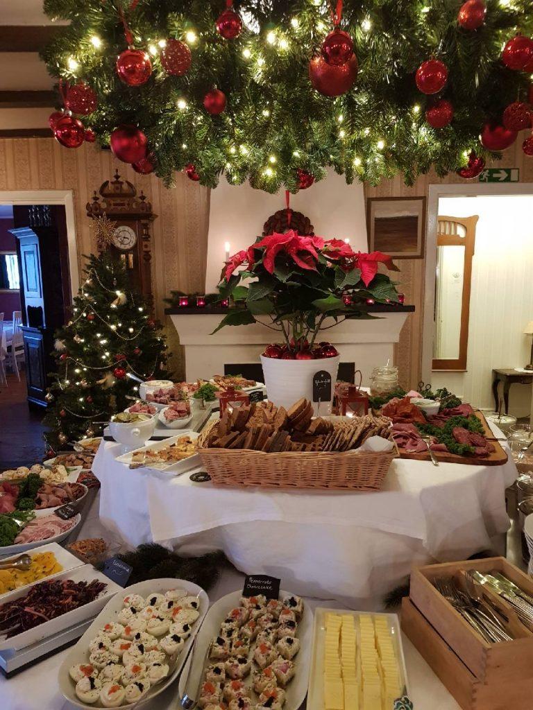 Julbord förätter